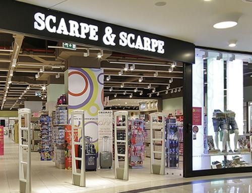 Punti vendita Scarpe&Scarpe S.p.a.